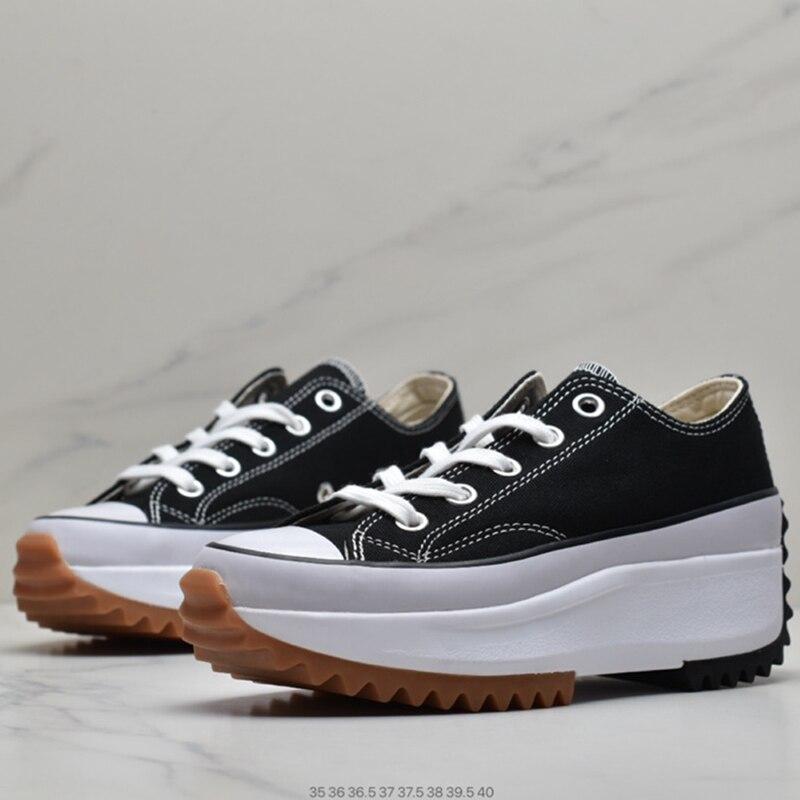 ليندي جديد Plimsolls أحذية رياضية من قماش القنب حبل سوليد أحذية Overfire سميكة أسفل الفلين عالية الجودة ستار حقيبة كعب الارتفاع عنصر الموضة