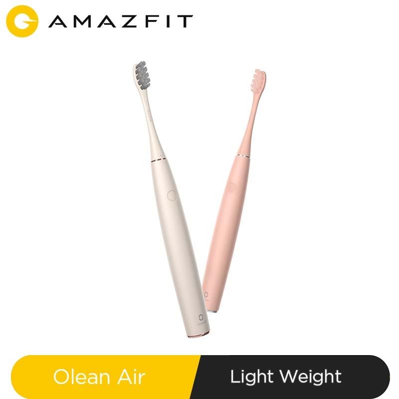 Oclean Air Smart tooth brush APP 30 days battery