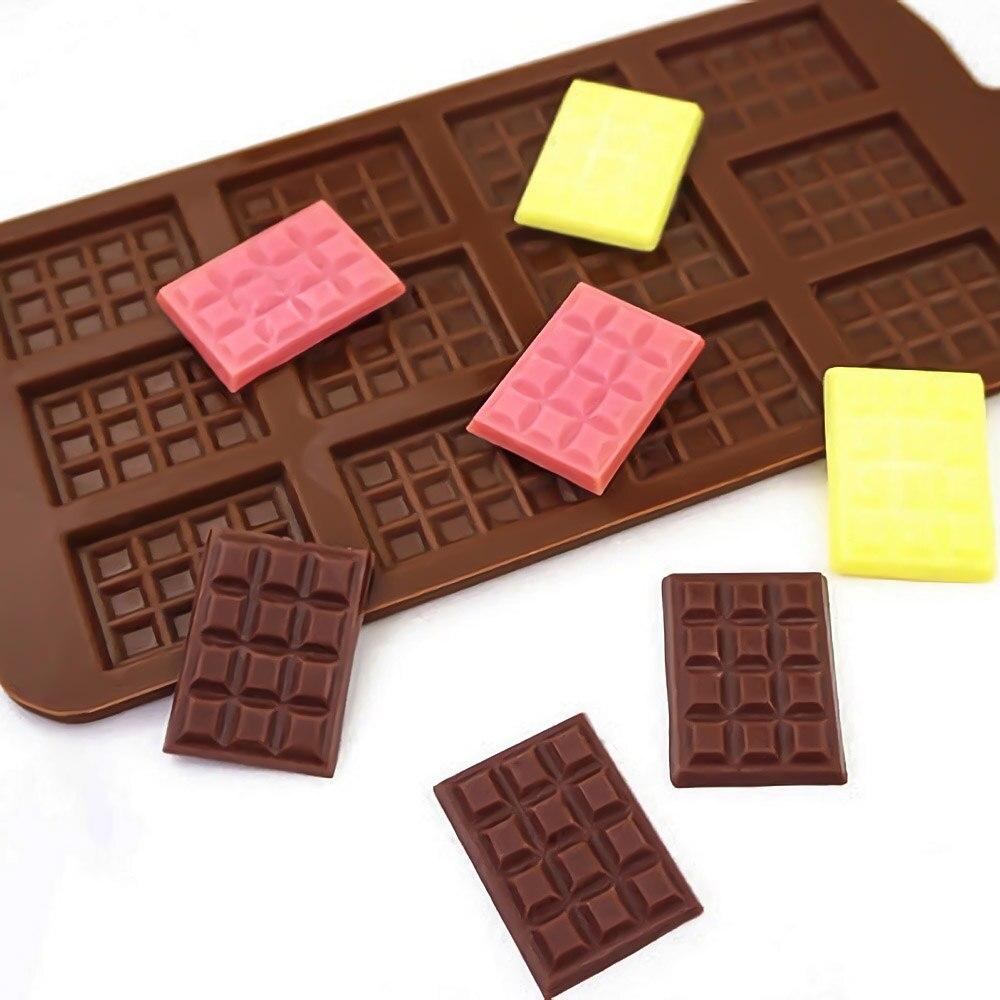 Силиконовая форма 12. Форма для шоколадного фондана. DIY формы для конфет. Инструменты для украшения тортов. Кухонные аксессуары для выпечки. м...