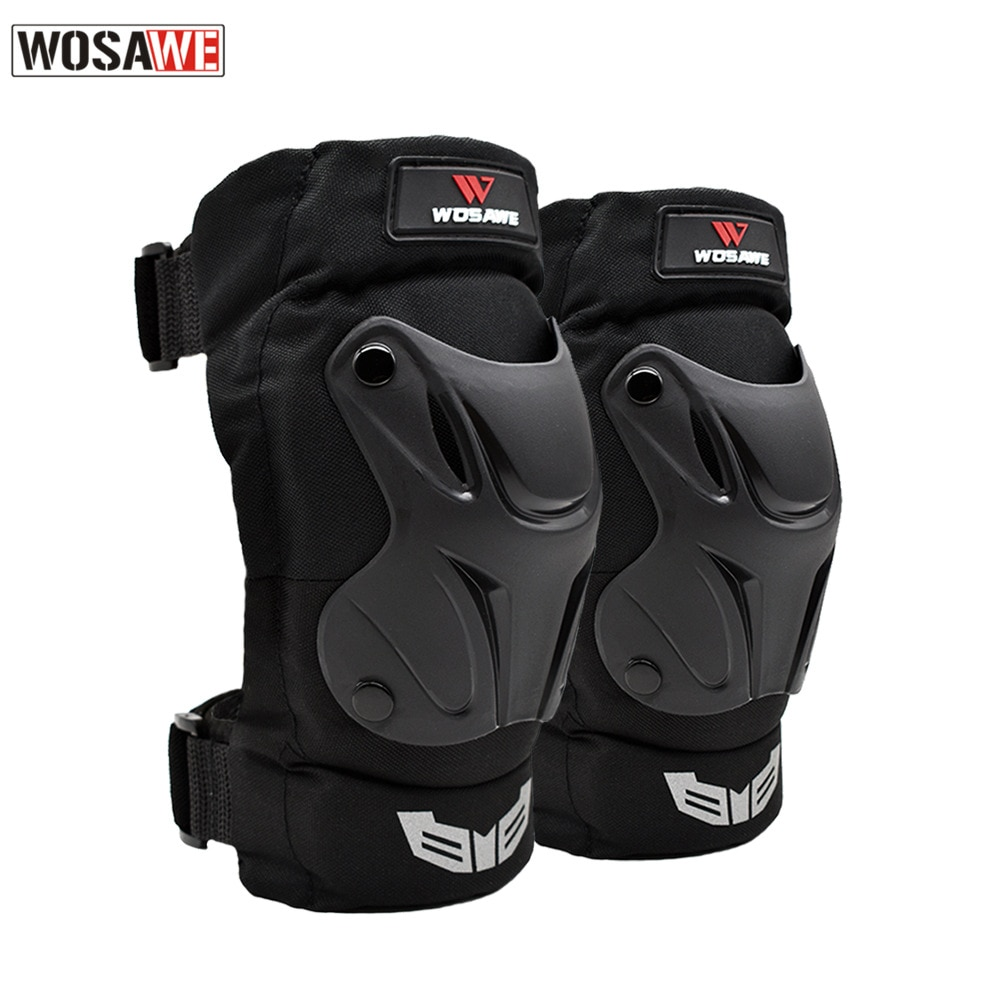 WOSAWE Elbow Pads Motorcycle Elbow Support Cycling Protection Gears Mtb Rodillera Bicycle Kneepads Bike Downhill Knee Protector enlarge