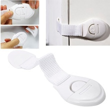 10pcs Plastic Safety Locks Protection Children Kids From Drawer Door Cabinet Cupboard Lock Baby Safe