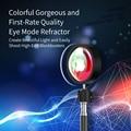 Закат проекции ночные светильники 4 вида цветов закатом солнца лампой в прямом эфире фон Galaxy проектор DC5V-10V USB и питания переменного тока