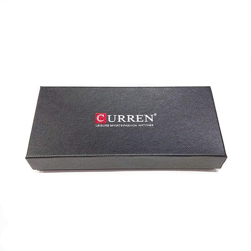 ¡Caja de regalo CURREN CARTOM papel no incluido el reloj!
