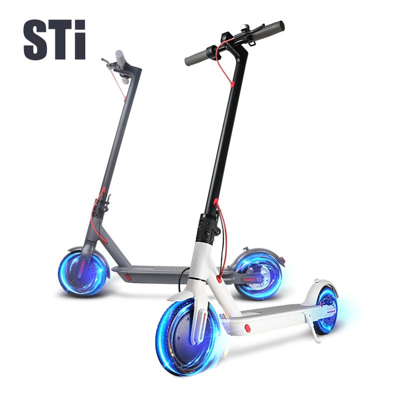 Складной мини-скутер M365 Pro, Электрический скутер для взрослых, большой радиус действия, дешевый Электрический скутер 250 Вт, Электрический ск...