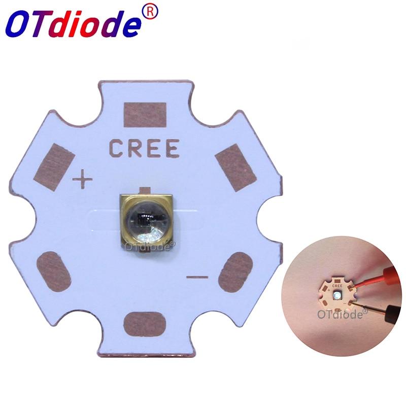 Korea LG 1W 265nm UVC LED Lamp beads for UV disinfection Medical equipment 275nm SMD4545 Deep ultraviolet Chip 5-9V 150mA