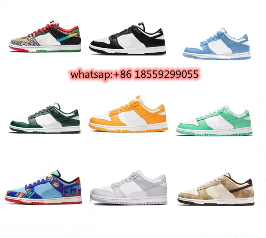 2021 New Chunky Dunky SB Dunks Shadow Ben Jerry  Board Shoes Samba Sashiko Pale Ivory Low Platform M