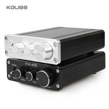 NEW KGUSS TA50 Hifi Desktop Computer Speaker High Power Pure Digital Audio home theater amplifier NE5532P Power Output 50W*2