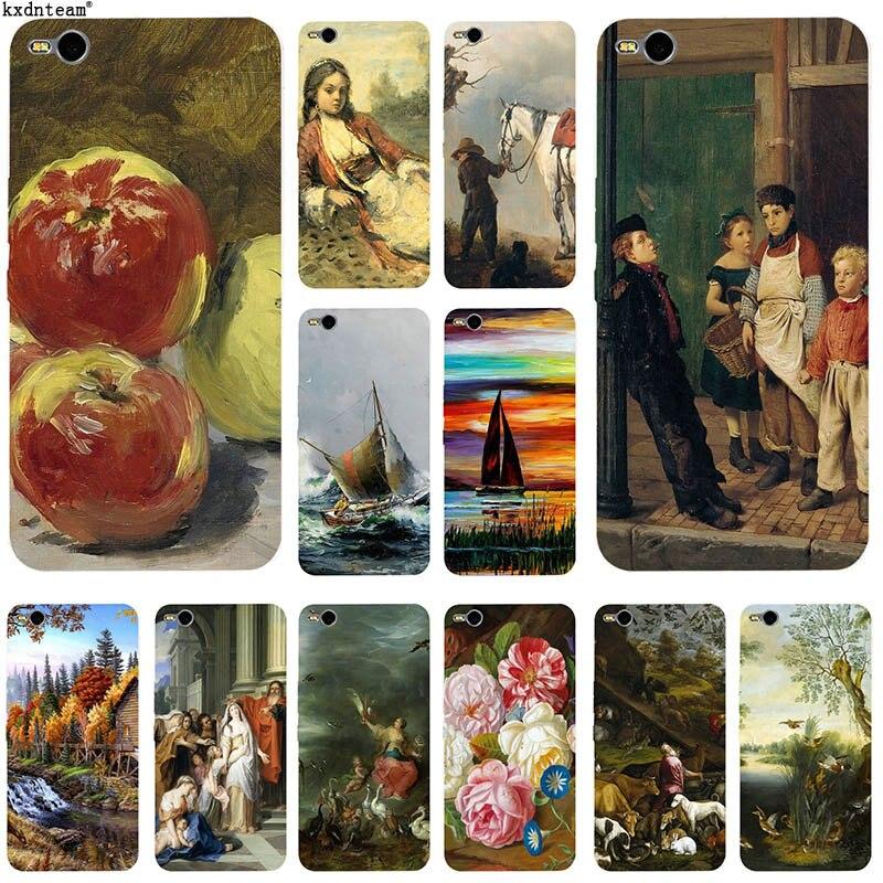 Silicone for LG G4 G5 G6 K4 K7 K8 K10 V10 V20 V30 for HTC U11 M7 M8 M9 M10 A9 E9 Plus Soft TPU Phone Cases Van Gogh Starry Night