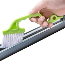 Hand-held Groove Gap Cleaning Brush Tools Door Window Track Kitchen Cleaning Brushes House Cleaning hand Tool