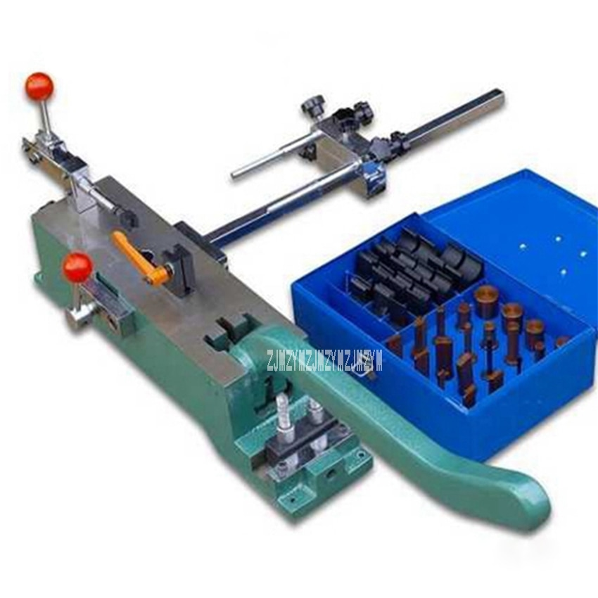 CX-25B Dual Positioning Bending Machine Manual Knife Die Cutter Blade Bending Machine Die Cutting Blade Angle Forming Machine