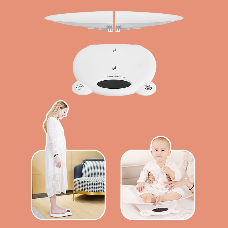 Adult Digital Scale Precision Animal Scale Gram Electronic Pet NewBorn Weighing Tools LCD Baby Scale Infant Electronic Balance enlarge