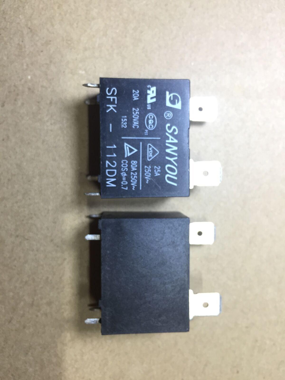 SANYOU 10PCS SFK-112DM SFK-112 DIP-4 20A-80A