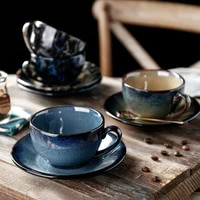 elegant tea cup saucer espresso cups and mugs coffee cups top grade ceramic cup restaurant bar party teacup set gifts
