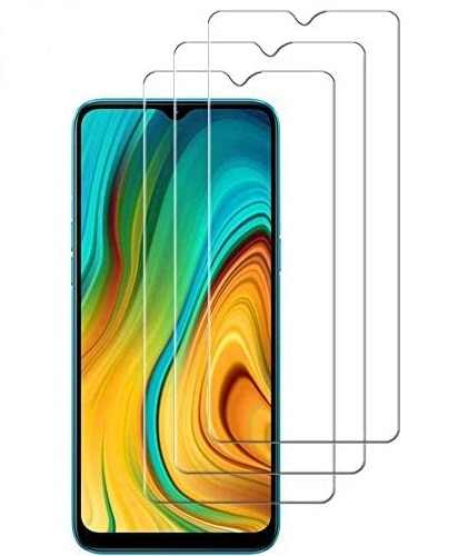 Protective Glass for Realme C11 2021 C21 C3 C15 C12 Screen Protectors On Realmi C 21 3 11 12 15 RealmeC3 RealmeC21 Glass