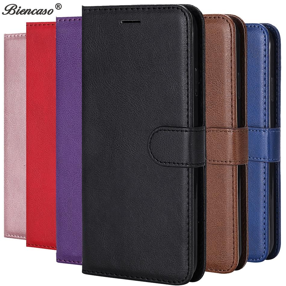 Leather Flip Wallet Case For Sony Xperia 10 XA2 XA1 XA Ultra XZ4 XZ3 XZ2 Premium XZ1 Compact XZ Z3 Z5 E5 E6 L1 L2 L3 Back Cover