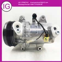 for cr12sb ac compressor mitsubishi l200 2 4 181bhp7813a673 7813a672 92600d250c 6000607004160 cc1581cp 92600 d250c 120mm