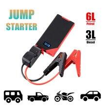 Chargeur de batterie Portable pour voiture, 10000mAh, 800a, dispositif de démarrage rapide pour véhicule essence et Diesel