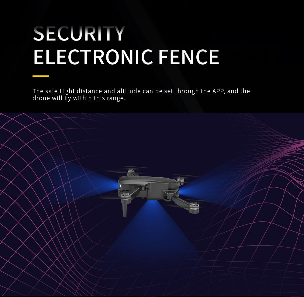 FITENK Camera Drones 6K HD Drone 4K GPS Professional 5G WiFi FPV Brushless Foldable Long Distance Dron RC Quadcopter Helicopter enlarge