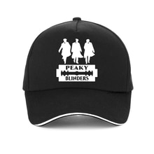 Casquette de baseball brodée par peokin   Blindés, casquette de baseball avec impression, à la mode, pour hommes et femmes, peokin, pour papa, casquette