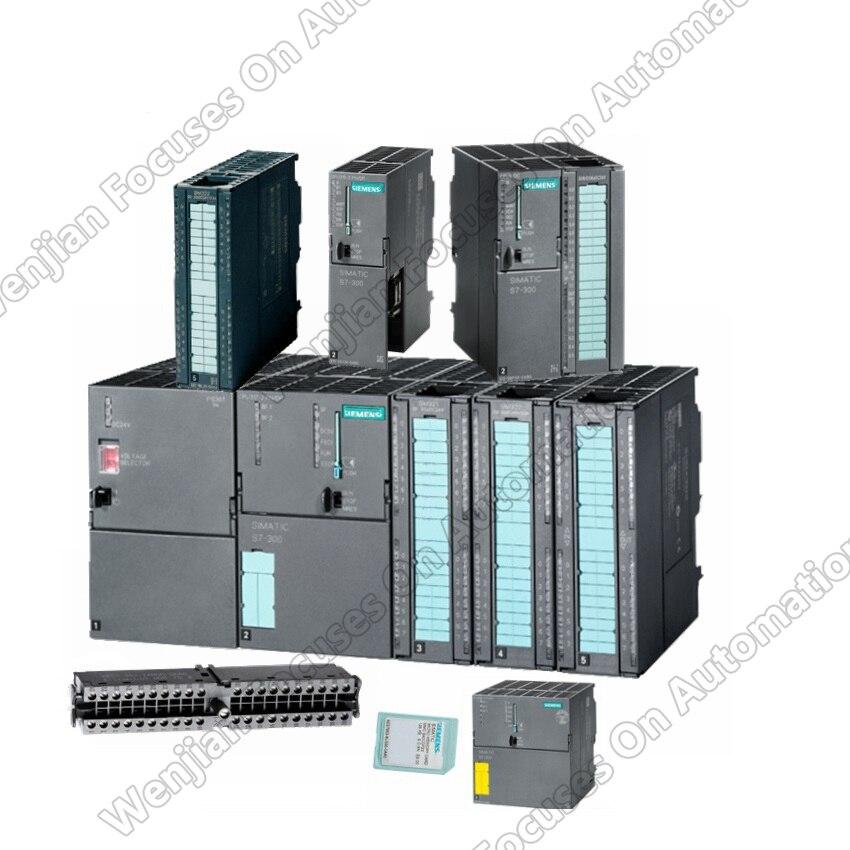PLC 6ES73221CF000AA0 100% العلامة التجارية الأصلي S7-300 Sm322 6ES7322-1CF00-0AA0