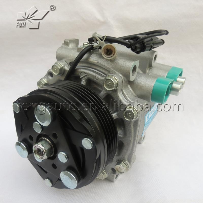 Compresor de CA automático AKD200A071 AKC200A072 Bomba De refrigeración MSC60CN para Mitsubishi Spacestar 1,3 1,8 Lancer