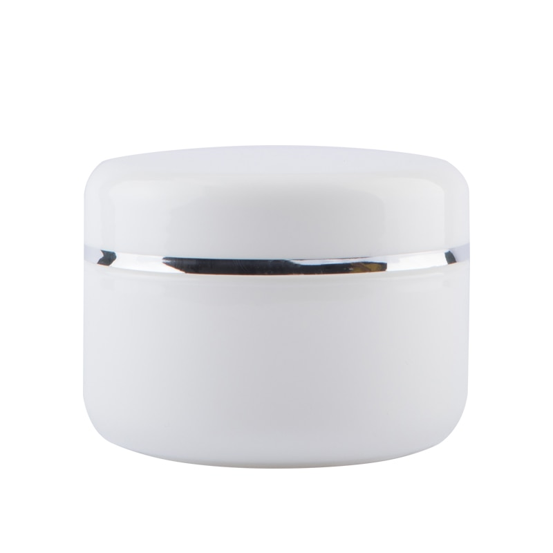 100g plastic bottle pot jar for mask cream eye serum gel wax essence moisturizer skin care cosmetic packing