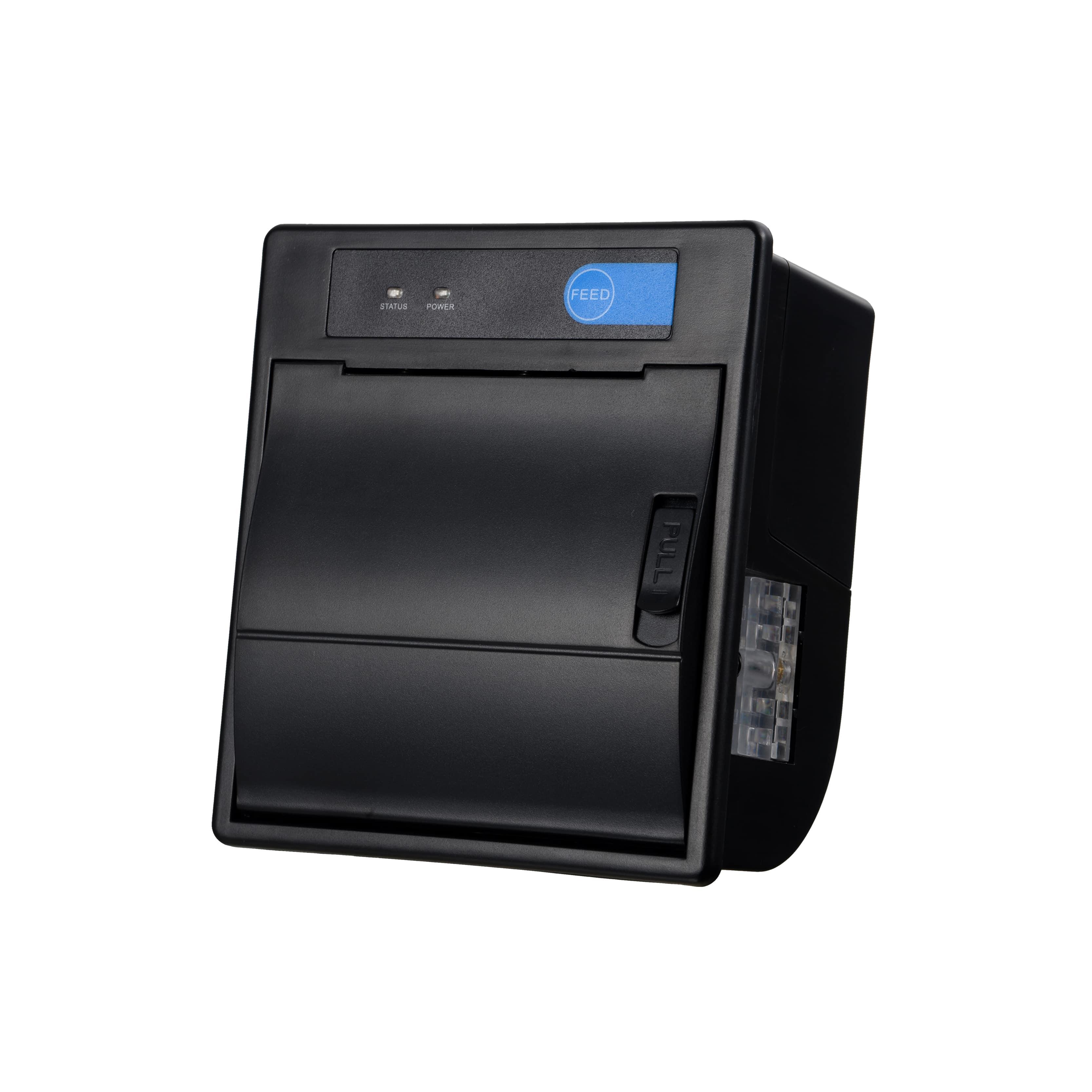 EP-260C 2-дюймовый 58 мм малошумный автоматический резак микропанель термопринтер с RS232/TTL/USB(RS232 + USB,24 В)