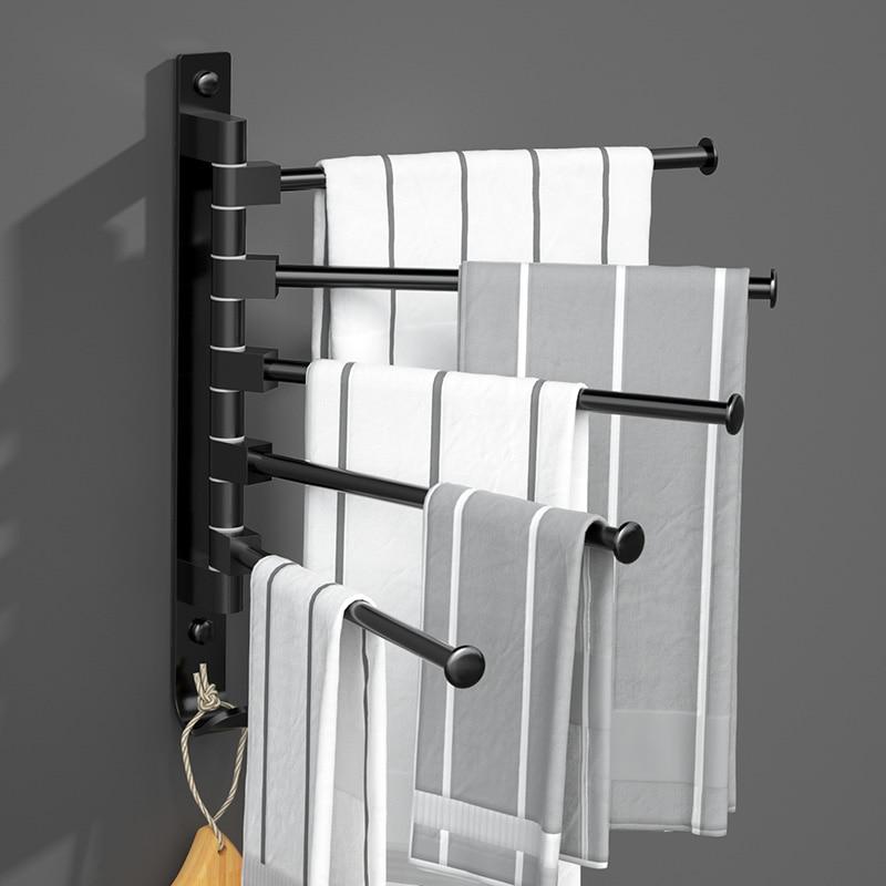 Soporte de toalla para baño, estante Adhesivo para toalla de cocina, Mural de Torchon