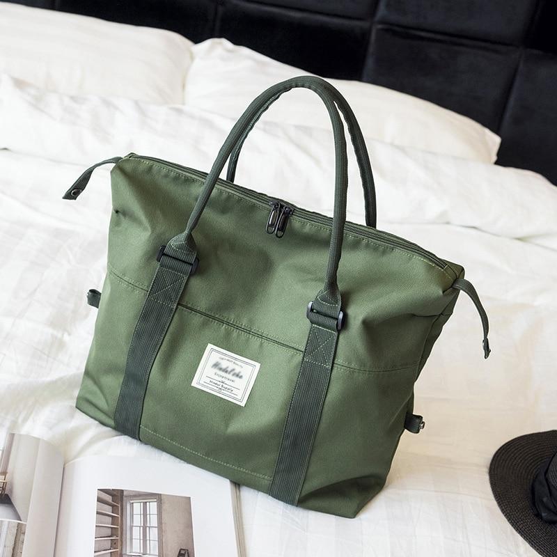 Top Oxford Travel Bag Carry on Luggage Handbag Men Large Duffle Bags Women Travel Weekend Outdoor Shoulder Bag