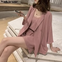 womens 3 two piece sets 2020 womens suit set crop top and skirts women woman together summer clothes for women club outfits