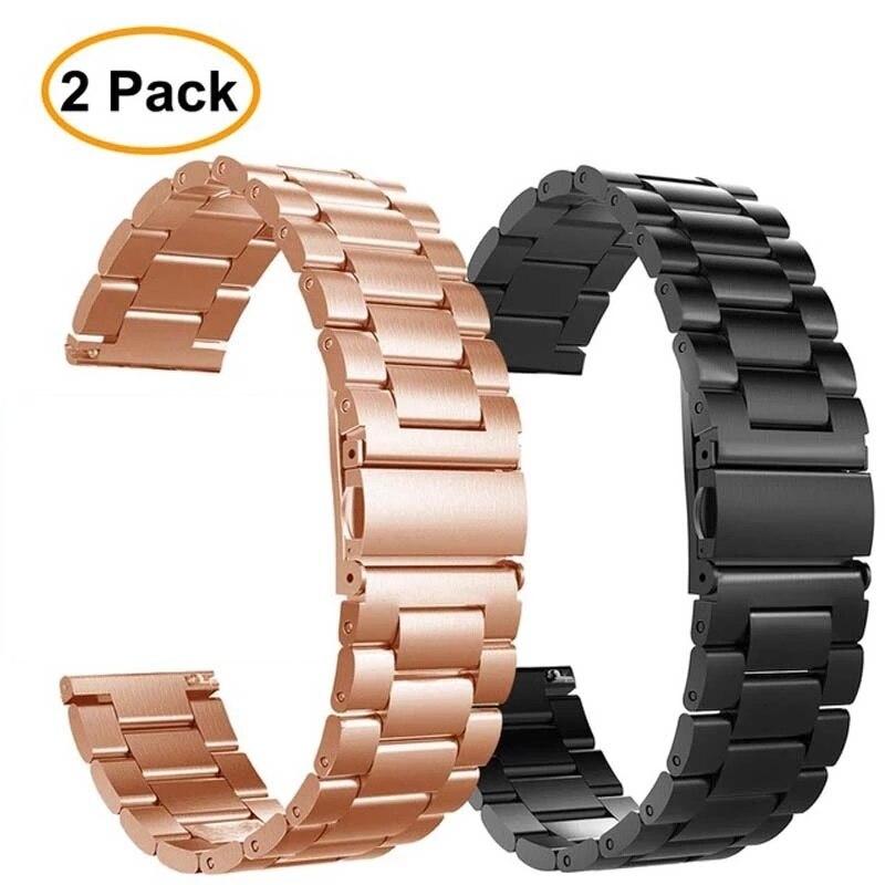 Фото - 20 мм/22 мм ремешок наборы для Samsung galaxy watch 3 45 мм 41 мм длина браслета сетки Миланский сетчатый ремешок из нержавеющей стали для galaxy watch3 браслет ремешок samsung stitch leather band для galaxy watch3 45мм watch 46мм коричневый
