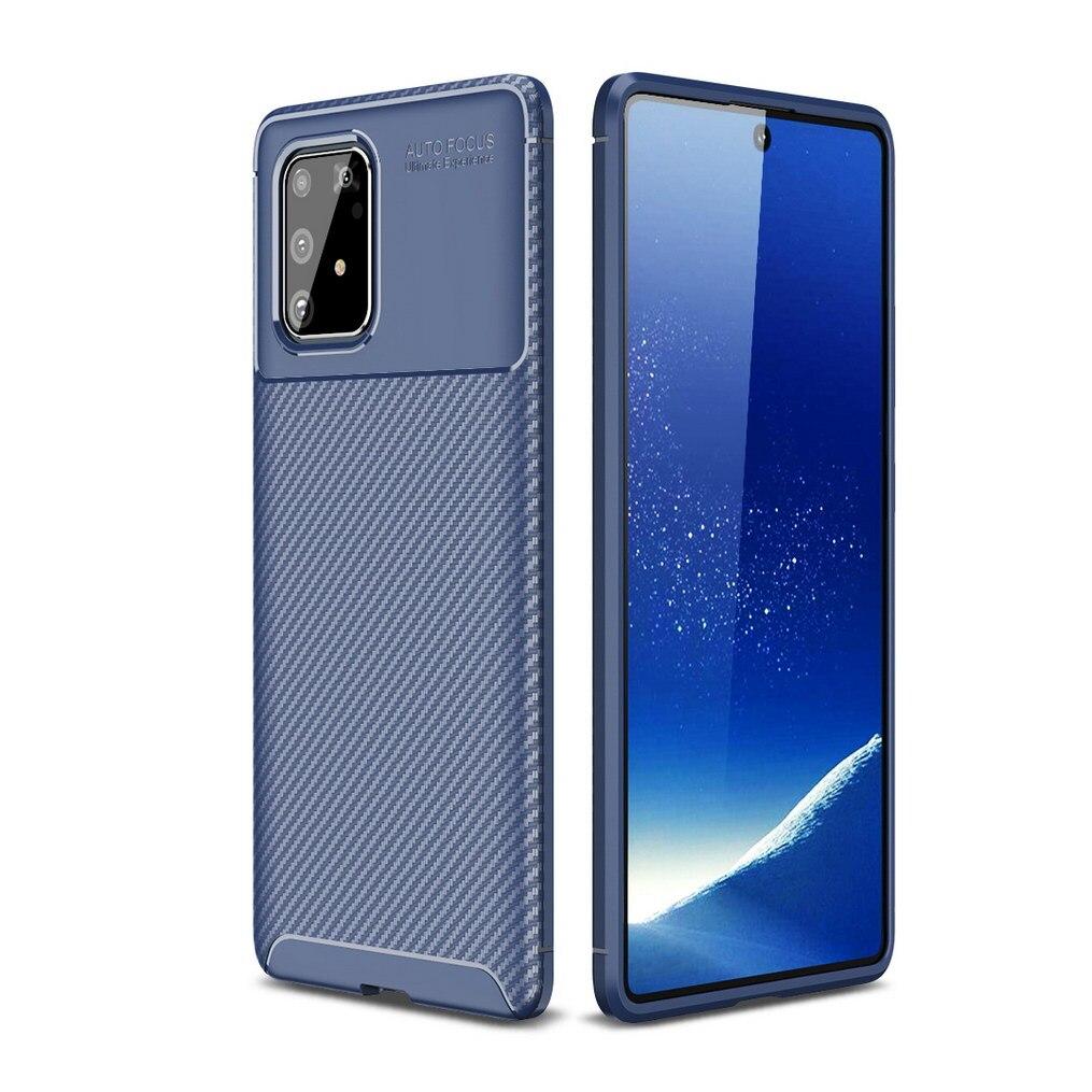 Funda de teléfono de lujo para Samsung Galaxy M80s M60s, carcasa de...