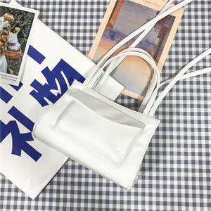 Fashion designer Shoulder Bags Retro Casual Women Totes Shopping Bag Female Leather white minimalists Handbag for Women 2021
