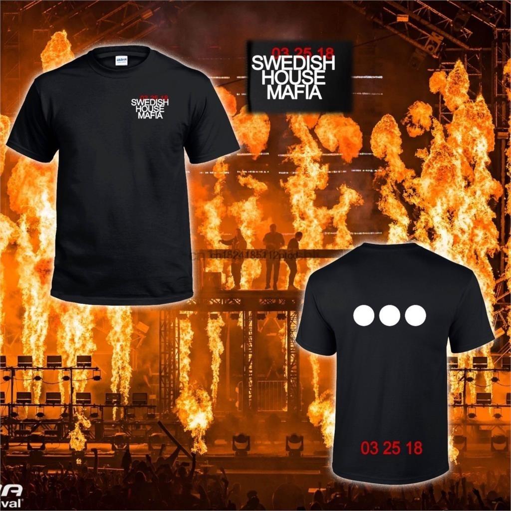 Camiseta para hombre Swedish House Mafia Ultra 2018