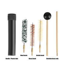 Kits de herramientas de limpieza de pistola táctica, Kit de limpieza de pistola para. 357/.38Cal 9mm