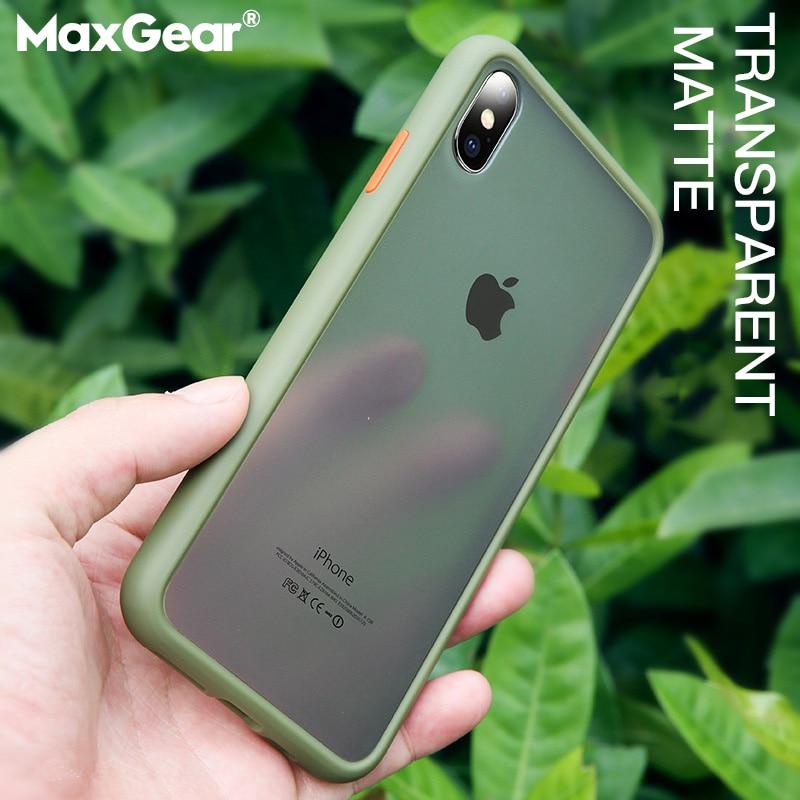 Противоударный прозрачный Гибридный Силиконовый чехол для телефона iPhone SE 2 2020 X XS XR Max 8 7 6 6splus 11 Pro 2019