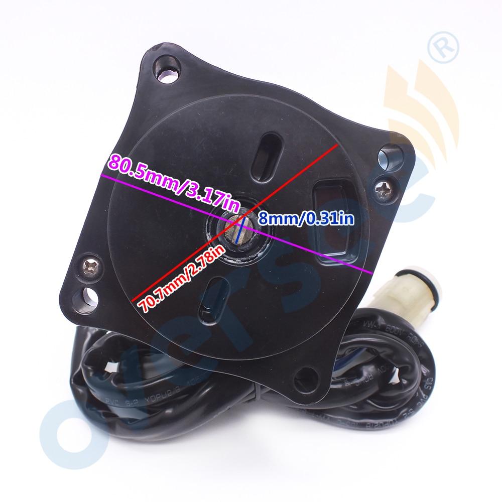 36120-ZY3 Trim Motor 36120-ZY3-013 12V For Honda Outboard Motor 75-225HP 36120-ZY3-023;36120-ZY9-013 Boat Motor enlarge