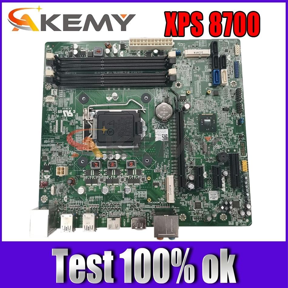 Akemy سطح المكتب اللوحة ل XPS 8700 اللوحة LGA1150 CN-0KWVT8 KWVT8 اللوحة الرئيسية 100% اختبارها