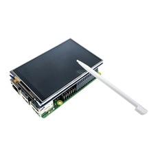 Raspberry Pi 3.5 inch TFT LCD module display Resistive touch panel screen HX8357D drive IC 320RGB*480 3B+ highlight backlight
