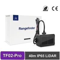 Benewake TF02 Pro mid-range distance sensor, 1000Hz Frame Rate&40meters Operating Range Lidar Module for Indoor/Outdoor/Robot