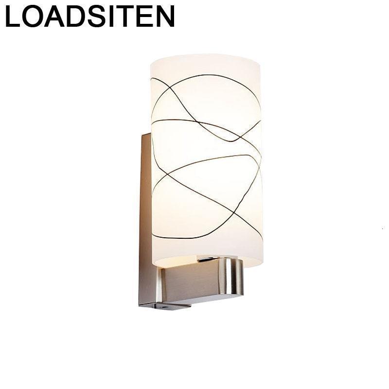 Lámpara De Pared Vintage para interiores, para el hogar candelabro De Pared...