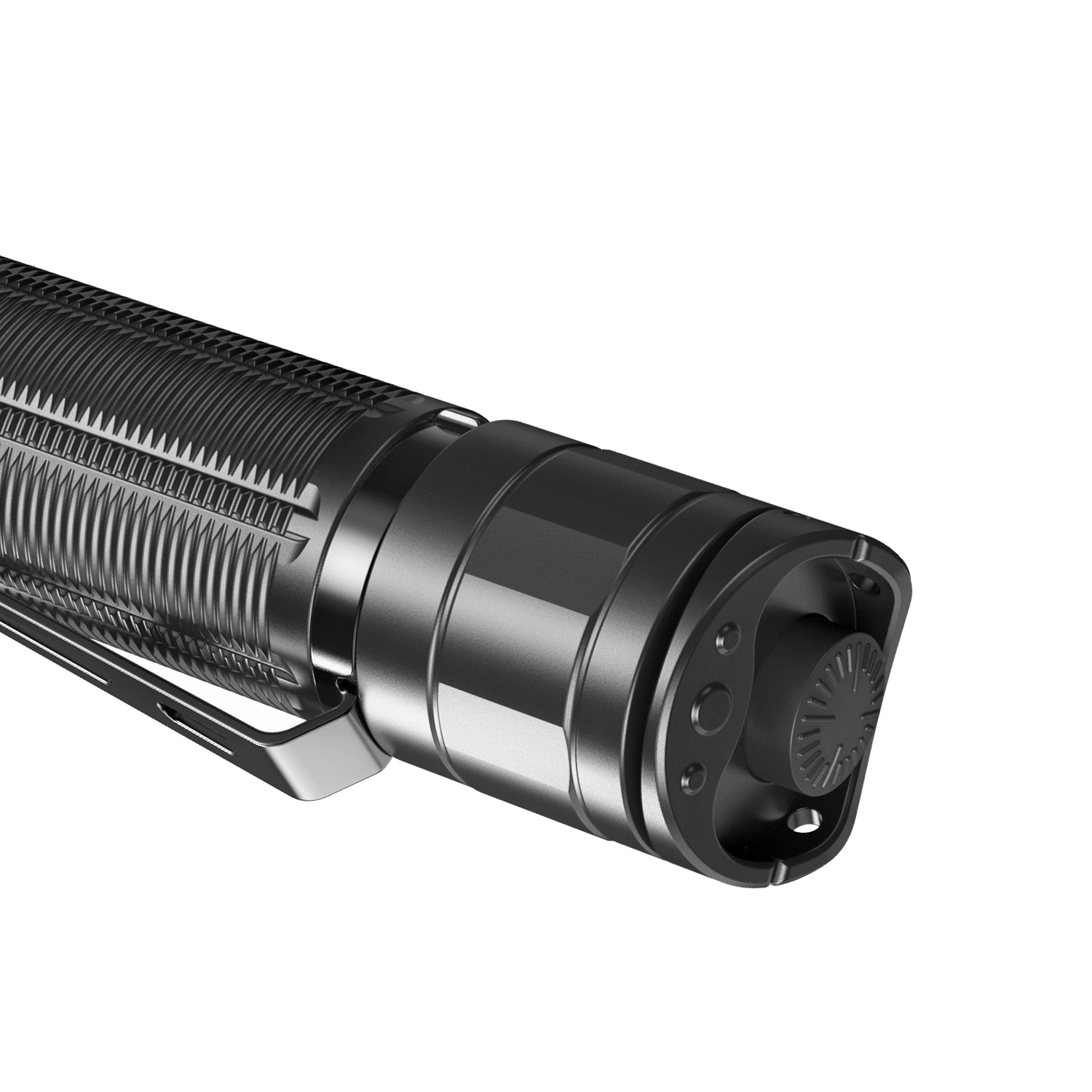 Klarus XT21C Tactical Flashlight SST70 3200 LM Type-C Charging Lantern LED Flashlight with 21700 Battery for Outdoor Activities enlarge