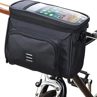 annxin original high quality bicycle handle bag accepts private customization mountain bike waterproof and rainproof cycling bag