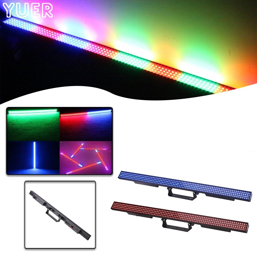 320X0.2W 5050 RGB 3IN1Wall Wash Light DMX512 3/5/17/26/40/41CH DJ Wash Stage Light Party Wedding Events Lighting Fast Shipping