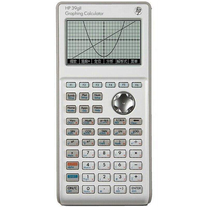 HP39GII графический калькулятор ученик средней школы математическая химия САТ/АП экзамена научный калькулятор дети научный
