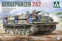 TAKOM 1/35 Bergepanzer 2A2 PRAKTIKABEL TRACKS 8 ARTEN VON KENNZEICHNUNG MODELL KIT 2135