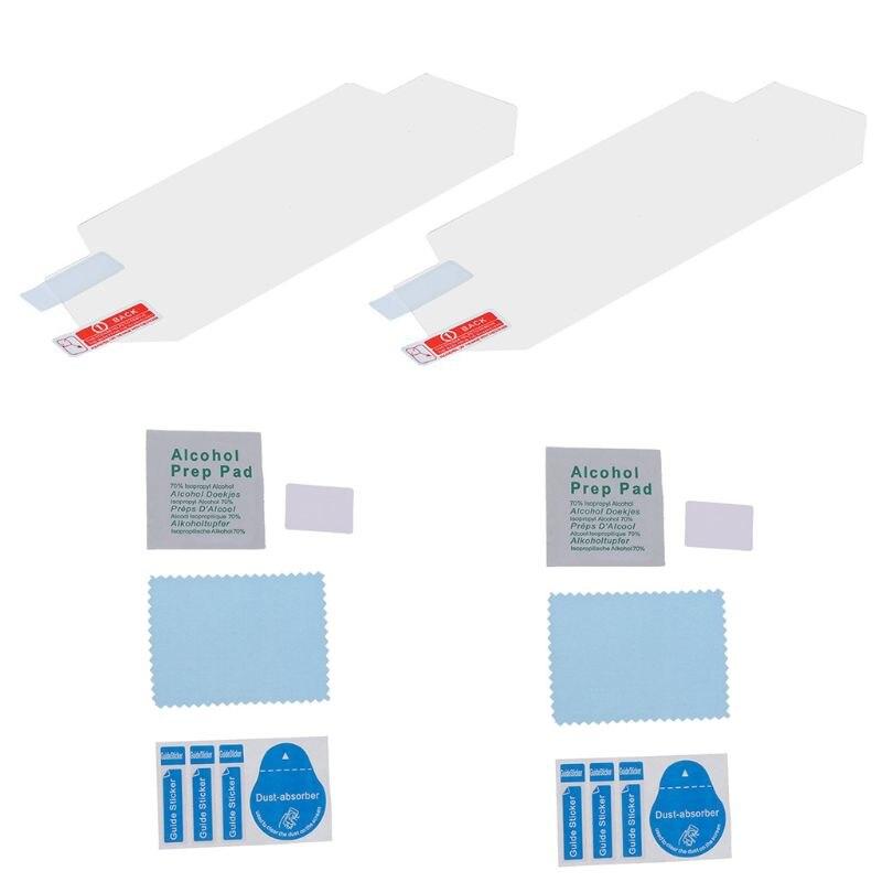 Conjunto de 2 protectores de pantalla contra arañazos de clúster para Honda NC750, NC750S, NC750X, NC700 S/X, NC700S, NC700X