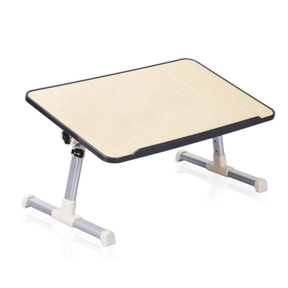 Mesa plegable multifuncional para ordenador, mesa ligera para dormitorio, mesa de Picnic portátil, bandeja de cama para ordenador portátil