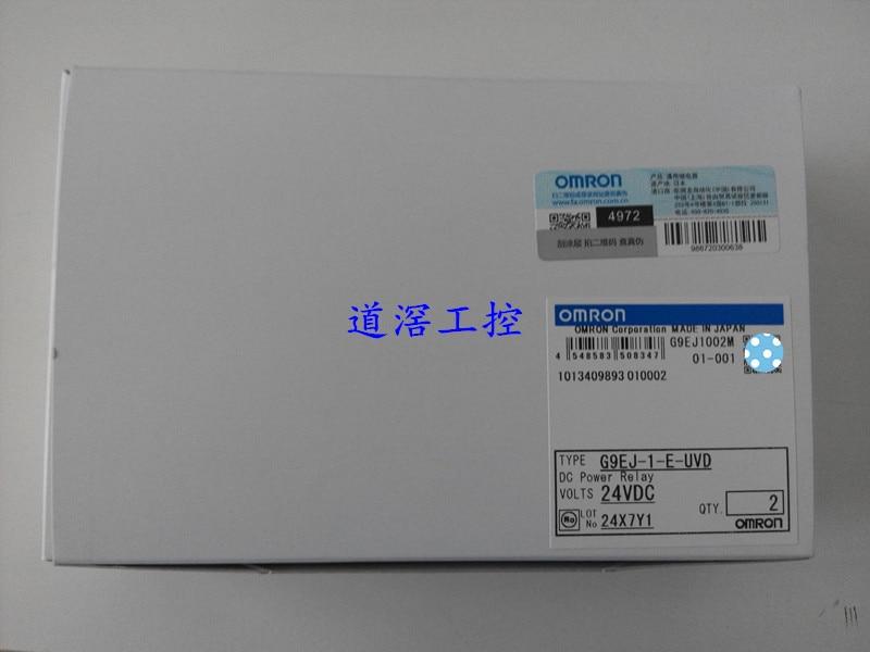 Реле G9EJ-1-E-UVD AC/DC24V