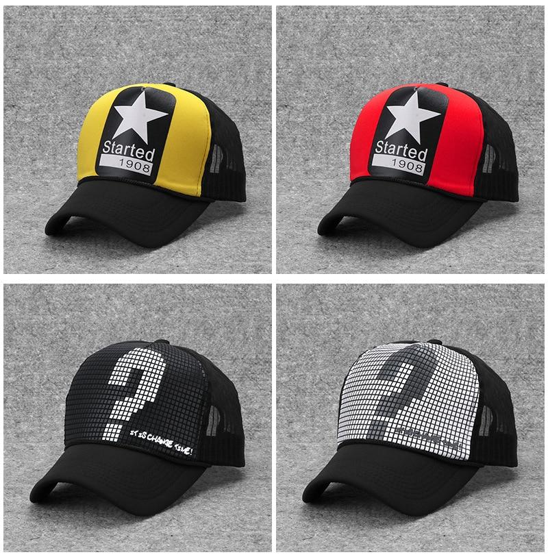 الجملة الهيب هوب قبعات 10 أجزاء/وحدة إلكتروني طباعة حار بيع قبعات البيسبول للرجال النساء